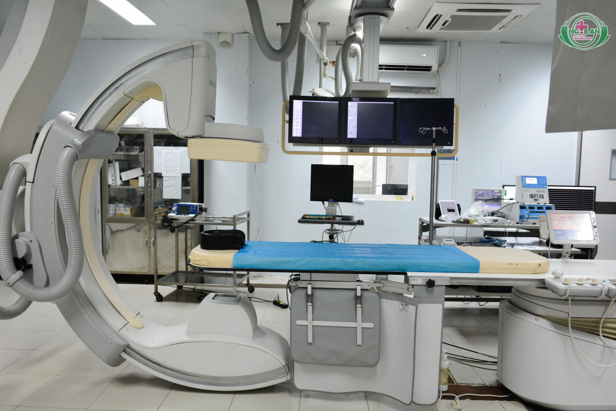Khoa Tim mạch: triển khai kỹ thuật thăm dò điện sinh lý và điều trị rối loạn nhịp bằng năng lượng có tần số radio