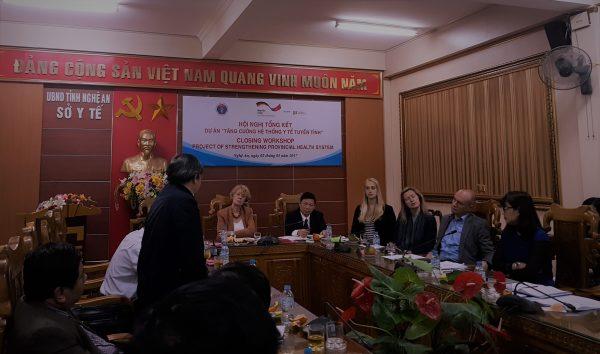 BSCKII Nguyễn Danh Linh - Giám đốc bệnh viện Hữu nghị Đa khoa tỉnh