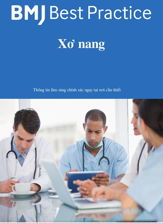 Cập nhật chẩn đoán & Điều trị bệnh Xơ nang